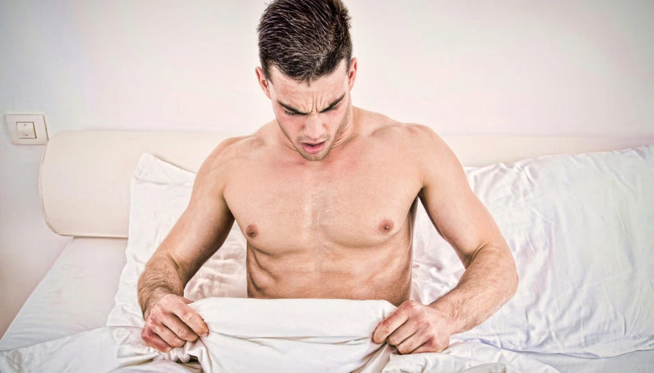 At What Age Does Erectile Dysfunction Start In Men?