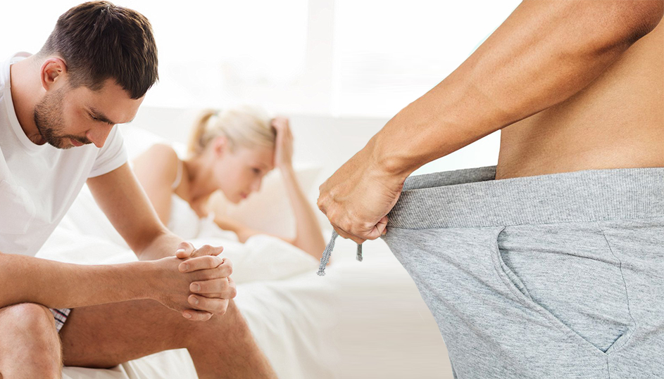 Why Erectile Dysfunction Is Nothing To Be Embarrassed About