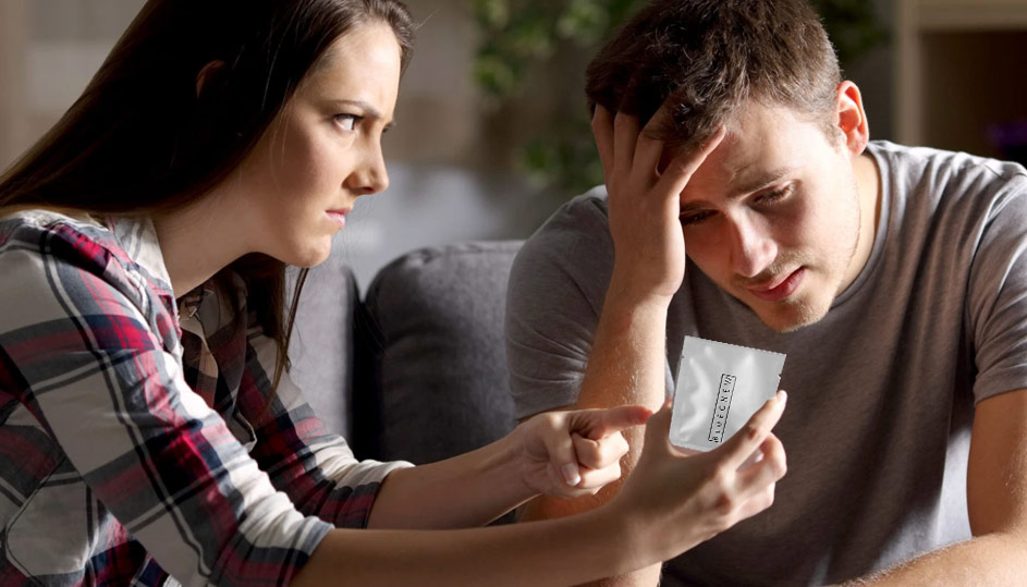 Should You Hide Your ED Meds From Your Significant Other?