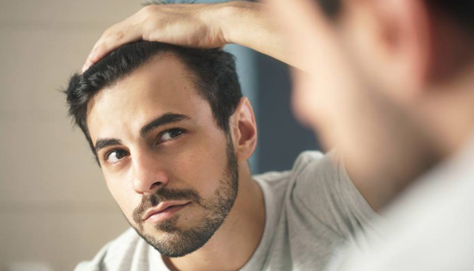 bluechew cause hair loss